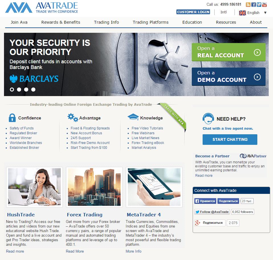 Ava Financial Ltd  revisão