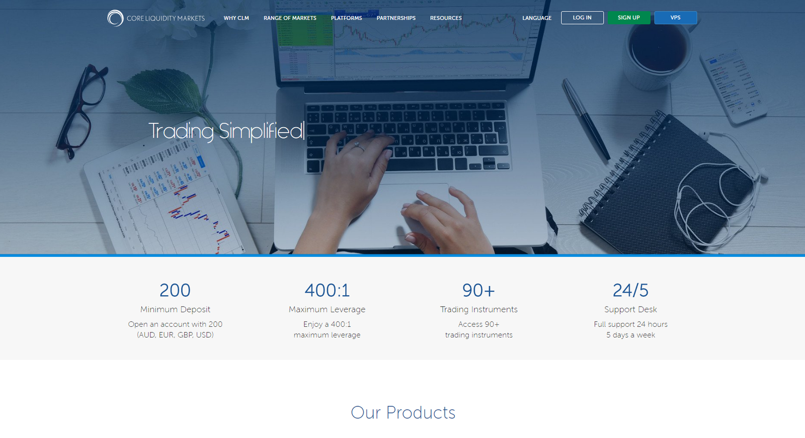 CLM Forex review