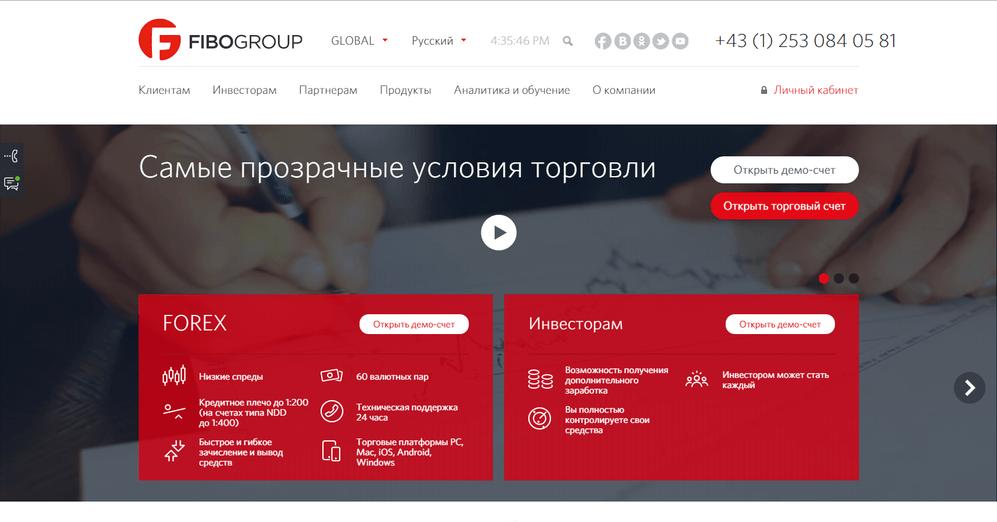Fibo Group LTD отзывы