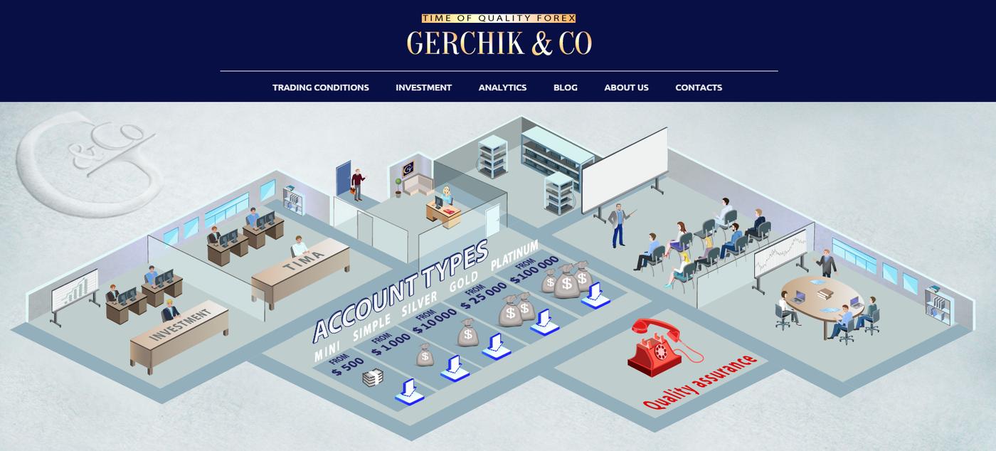 Gerchik & Co revisão