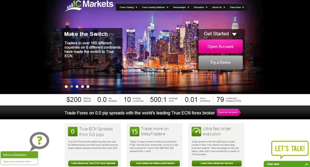IC Markets Xem lại