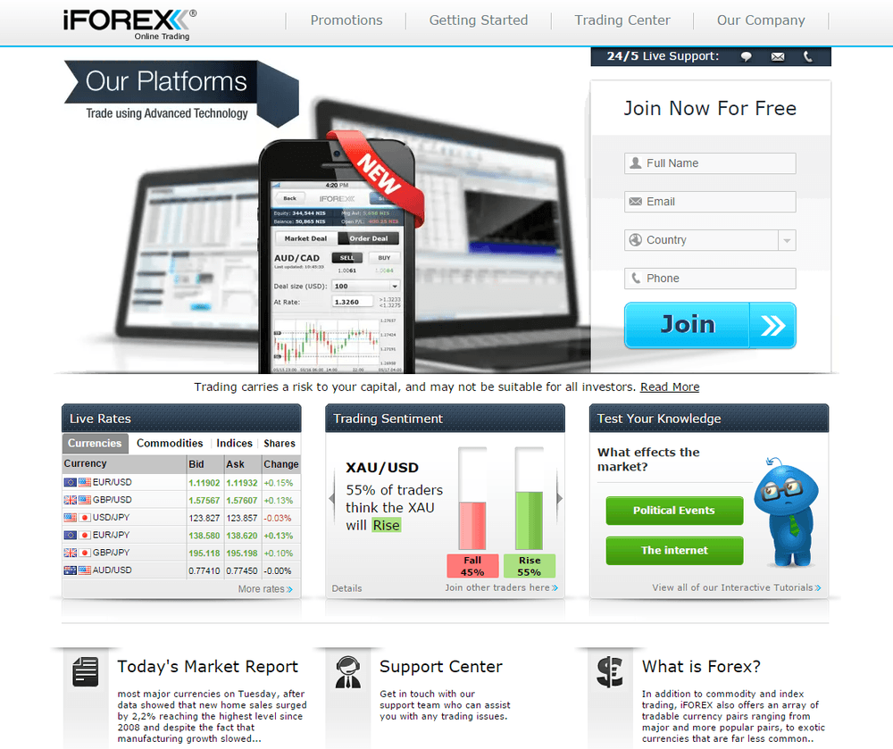 Korean forex broker