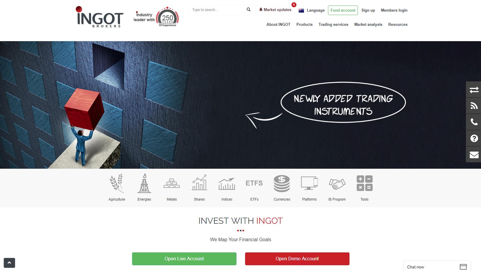 INGOT review