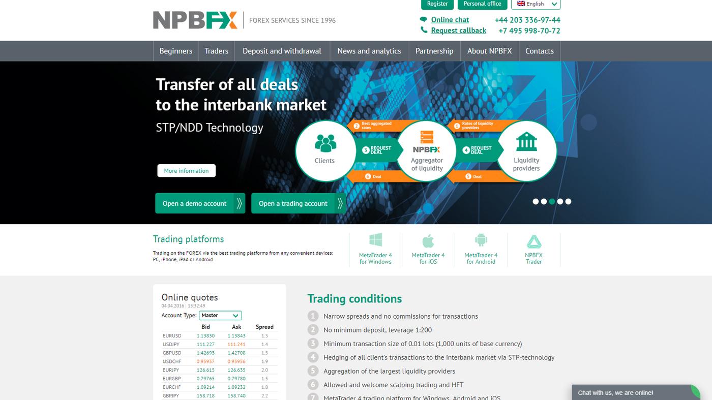 NPBFX review
