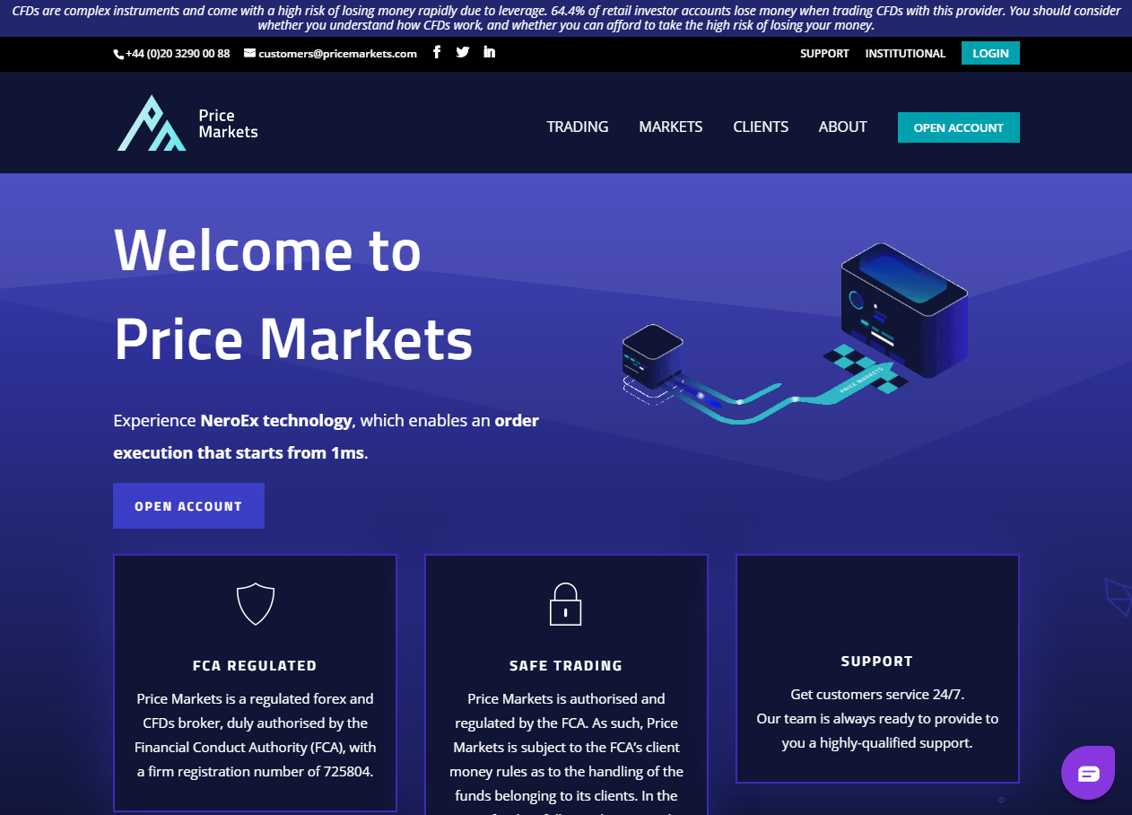 Price Markets Xem lại