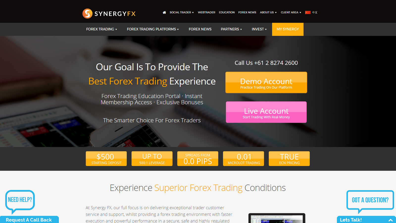 Synergy review