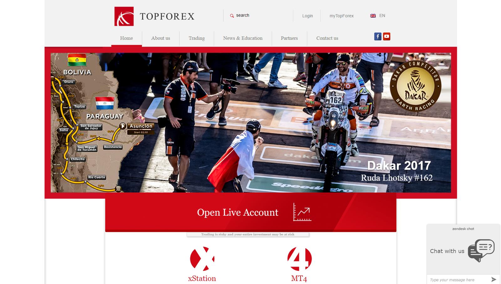 TopForex review