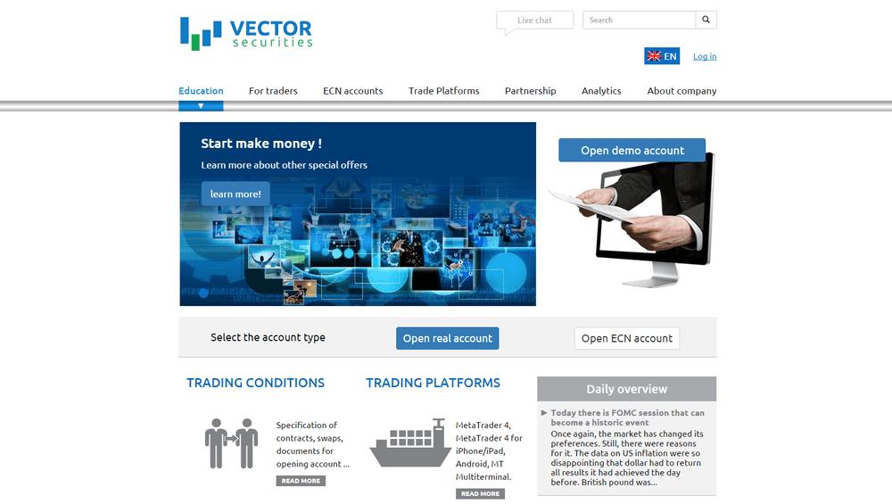 Vector Securities review