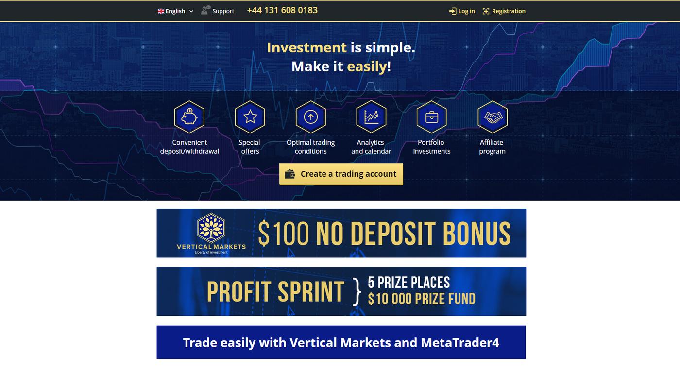 Vertical Markets Ulasan